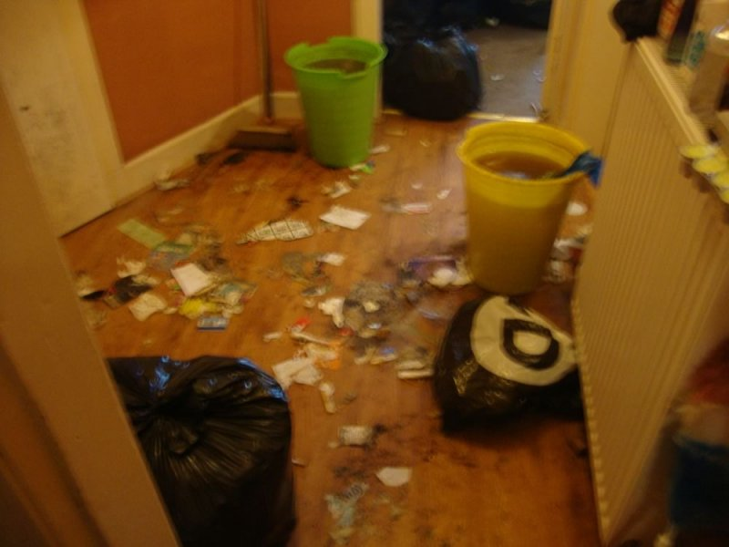 - Glasgow Gross Filth Cleanup