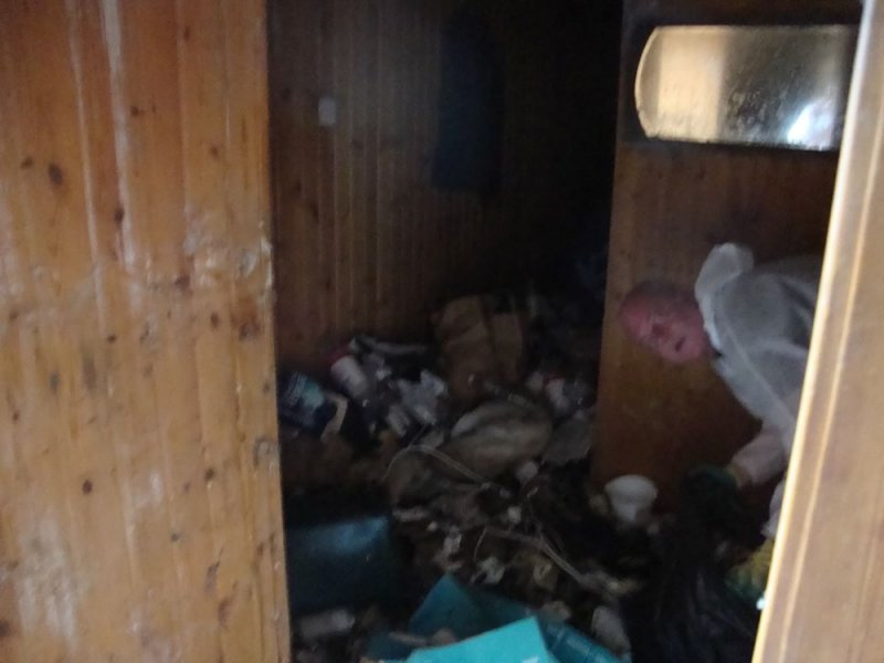 - Tayside Hoarder Property Clearance